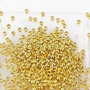 Crimp auriu 2x1,5mm (3g - aprox. 130 buc.)