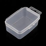 Cutie mica din plastic pentru margele 8,5x5,5cm