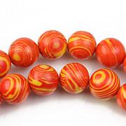 Compozit portocaliu sfere 10mm