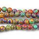 Compozit multicolor sfere 6mm