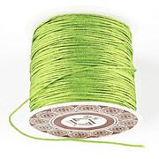 Snur Shamballa grosime 1mm, rola de 28m - verde mar