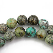 Turcoaz african natural sfere 8mm