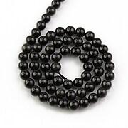Sirag obsidian auriu sfere 6mm