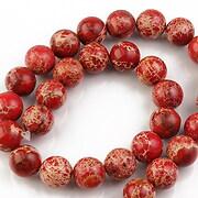 Sirag regalite rosu sfere 12mm