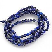 Sirag lapis lazuli sfere fatetate 2mm