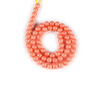 Sirag perle tip Mallorca sfere 6mm - roz