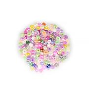 Margele de nisip mix perlat 2mm (50g) - cod 756