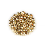 Margele de nisip metalizate 4mm (50g) - cod 760 - auriu