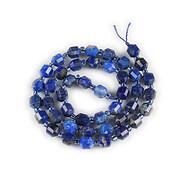Sirag lapis lazuli fatetat 7x6mm