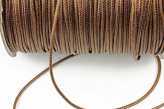 Snur cerat grosime 1,5mm, maro (5m)