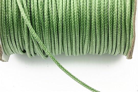 Snur cerat grosime 2mm, verde deschis (5m)