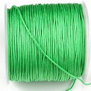Snur Shamballa Dandelion grosime 1mm, rola de 100m - verde