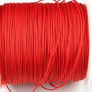 Rola snur nylon cu guta in interior grosime 0,8mm - 180m - rosu