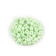 Margele de nisip 3mm (50g) - cod 768 - verde deschis