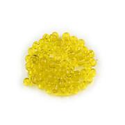Margele de nisip 2mm (50g) - cod 775 - galben verzui transparent