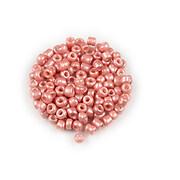 Margele de nisip 2mm (50g) - cod 780 - roz nude sidefat